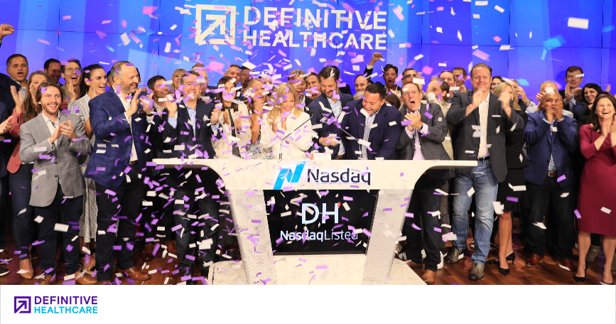 Definitive Healthcare goes public