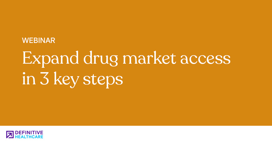 Expand drug market access in 3 key steps