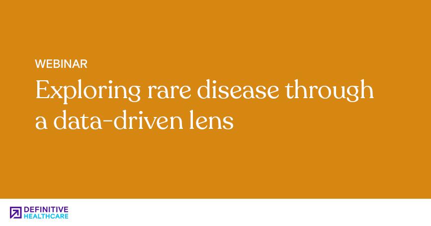 Exploring Rare Disease Through a Data Driven Lens