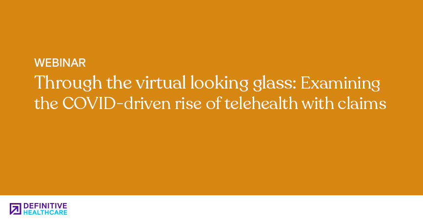 Through the Virtual Looking Glass: Examining The COVID Driven Rise of Telehealth With Claims