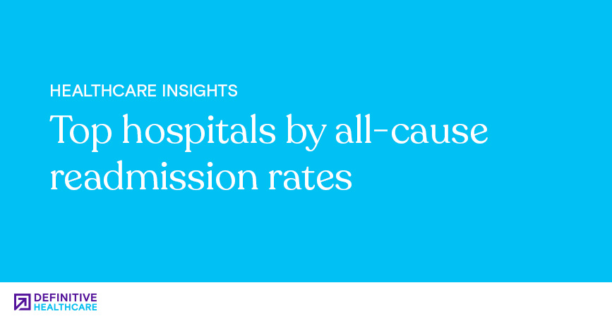 Top Hospitals by All-Cause Readmission Rates