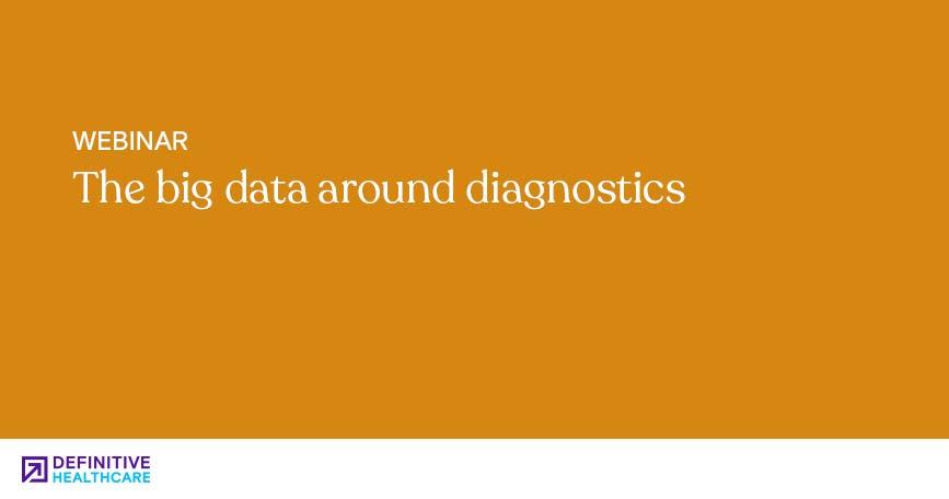 The big data around diagnostics